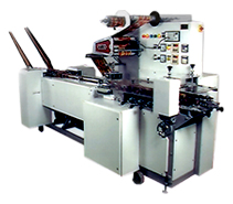 Double Chute Wrapping Machine india